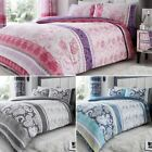 Kira Design Duvet Cover with Pillowcase Quilt Cover Bed Set Single Double King