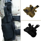 Practical Airsoft Military Tactical Pistol Drop Leg Thigh Holster Pouch RT