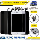 For iPhone 5 5S 6 6SPlus LCD Display Touch Screen Digitizer Assembly Replacement