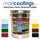 TRADE QUALITY INDUSTRIAL FLOOR PAINT FAST SET  POLYURETHANE FREE DELIVERY 20LTR