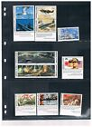 50th Anniversary of World War II - Omnibus Stamp Sets or Collection in Album