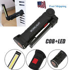 Внешний вид - Multifunction 1000 Lumen Rechargeable COB & LED Slim Work Light Lamp Flashlight
