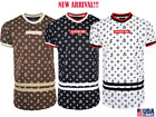 Men's Retro All Over Printed T-Shirts Hip Hop Hipster Design Tee Jersey