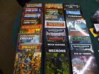 Warhammer /40K Codexes and Army Books. Soft Covers, Games Workshop   M14