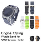 22mm Sport Fashion Soft Watch Strap Band for Samsung Gear S3 Classic/Frontier US