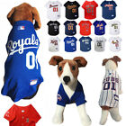 MLB Fan Pet Gear Dog JERSEY Dog Shirt for Dogs -PICK YOUR TEAM XS-2XL BIG SIZE