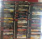 Lot of 110 Sony Playstation 2 Games