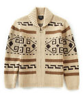 big lebowski sweater - PENDLETON WESTERLY DUDE WOOL SHAWL CARDIGAN SWEATER BIG LEBOWSKI INDIAN AZTEC