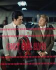 "1968 ELVIS PRESLEY in the MOVIES ""SPEEDWAY"" Set PHOTO with BILL BIXBY Exclusive"