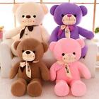 50-125CM Four Colors Plush Toy Doll Teddy Bear For Girl Birthday Christmas Gift