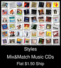 Styles(31) - Mix&Match Music CDs U Pick *NO CASE DISC ONLY*