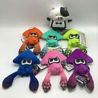 Splatoon 2 Character Inkling Squid Judd Plush Soft Toy Stuffed Animal Doll 6""