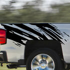 Chevy Dodge Splash Grunge Pickup Truck Vinyl Decal bed Graphic Reflective Cast