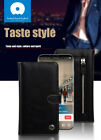 WUW Leather Multicard wallet Back cover For Apple iPhone X 8/7/Plus Phone Case