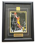 Kobe Bryant Los Angeles Lakers Framed 50x40cm Large High Quality Picture #2
