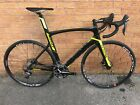 Ridley Noah SL Disc Brake Road Bike Hydraulic Disc Brakes Ex-Team Medium