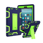 For Amazon Fire HD 8 2017 Hybrid Gel Heavy Duty Shockproof Protection Case Cover