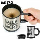 Smart Stainless Steel Automatic Mug Electric Lazy Self Stirring Mixing Mug Tea