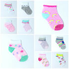 Baby Socks Kids Girl Colourful Fun Design Ankle bundle Available lot SKC/STOP/WZ