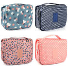 Makeup Organizer Travel Toiletry Bathroom Wash Large Cosmetic Bag Storage Case