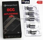 Kanger OCC Replacement Coils Vertical 0.2, 0.5, 1.2, 1.5 Ohm. Save on 2 Packs