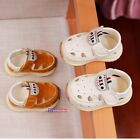 New Summer Kids Baby Toddlers Girls&Boys Squeaky Sandals Non-slip Hollow 0-1-2T