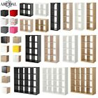 IKEA KALLAX Storage Display Unit Shelving Bookcase Inserts with Door Draws Drona
