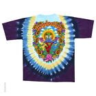 New GRATEFUL DEAD INSPIRATION Tie Dye  LICENSED CONCERT BAND  T Shirt   image