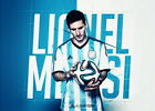 "130 Lionel Messi - Barcelona Football Soccer Top Player 19""x14"" Poster"