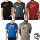 ORIGINAL MEN`S NIKE AIR T-SHIRT SPECKLE FUTURA SPORTS SWOOSH TEE CASUAL WEAR TOP