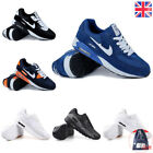 Mens Women Running Gym Trainers Sports Shoes Casual Breathable Sport Sneakers UK