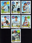 2018 TOPPS HERITAGE REAL ONE AUTO AUTOGRAPH:  COMPLETE YOUR SET YOU PICK