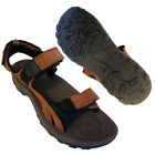 British Army Surplus Sports Sandals Brown Suede Warm Weather