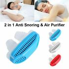 Silicone Anti Snore Nasal Dilators Apnea Aid Device Stop Snoring Air Purifier US $8.5 USD on eBay