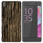 Luxury Wood Style Nature Case Cover Fits Sony Xperia X XZ XA Z1 Z2 Z3 Z4 Z5 C5