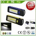LED COB Worklight Stand Hanging  Inspection Light Magnetic Camping Tent Torch SQ