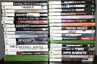 $9.99 - Xbox 360 Games Collection - Select Your Game