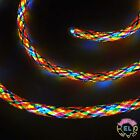 Multicoloured EL Wire 5mm *£6 per metre* Many Lengths of Beautiful Glowing Cable