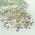 20 50pcs Nail Art Rhinestones Glitter Diamond Crystal Gem 3D Tips DIY Decoration