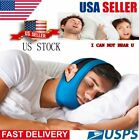 Unisex Stop Belt Anti Snoring Chin Strap Snore Belt Band Jaw Solution Sleep on eBay