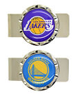 NBA Basketball Team Official Licensed Metal Money Clip Lakers,Warriors on eBay