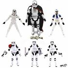 "6"" Star Wars Stormtrooper Darth Maul Captain Phasma  Action Figure Kids Toy £10.79 GBP"