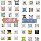 types of pillow filling - Easter Stylish Simplicity Short plush Cover Sofa Throw Pillow Case Home Decor