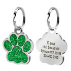 1/3pcs Engraved Personalized Dog Tags Small Medium Dog Puppy