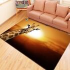 3D Innocent Giraffe 23 Non Slip Rug Mat Room Mat Quality Elegant Photo Carpet AU