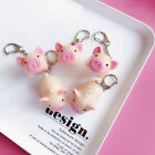 Cute Little Piglet's Key Ring Light And Screams Pig Baby's Creative Outlet Toy