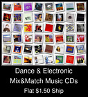 Dance & Electronic(3) - Mix&Match Music CDs U Pick *NO CASE DISC ONLY*