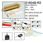 960mm Cessna 150 Balsa Wood KIT to Build RC Electric Laser Cut Kit Unassembled