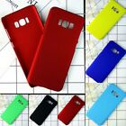 Hard Plastic Case for Samsung Galaxy A3 A5 A7 J3 J5 J7 2016 2017 S9 Back Cover