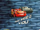 Disney Fabric Cars Lightning McQueen  Cruz Way Ahead of You Cotton FQ BTHY BTY